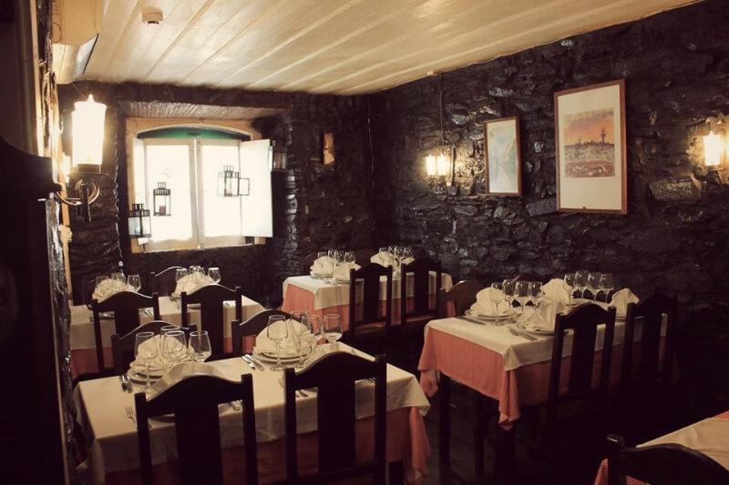 restaurante Santa Isabel Abrantes